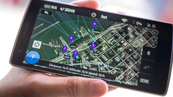 Cómo Tomar Fotos Georreferenciadas Con Un Dispositivo Android