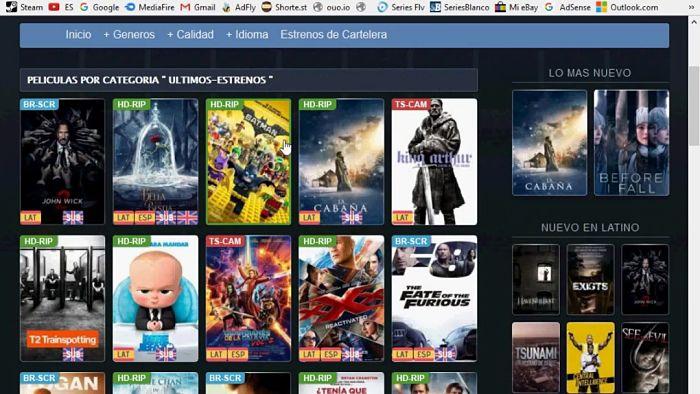 Aplicaciones Para Descargar Películas HD