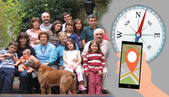 Aplicaciones para localizar a mis hijos