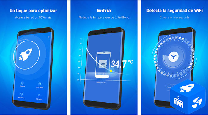 Aplicaciones Para Optimizar El Celular