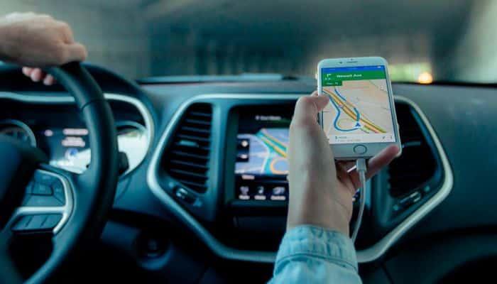 Aplicaciones de GPS para el Móvil