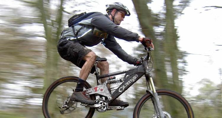 Aplicaciones para mountain bike