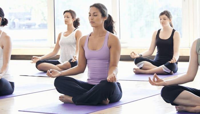 aplicaciones de yoga