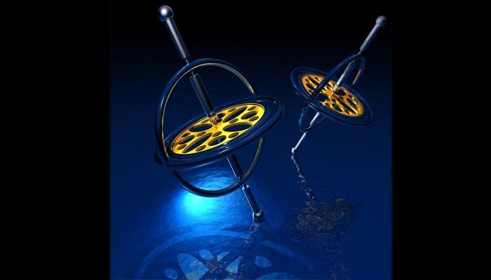 Aplicaciones para giroscopio