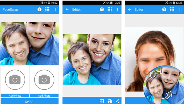 Cómo Usar Face Swap Live