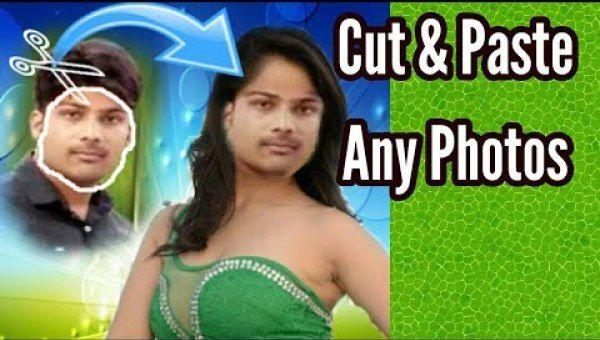 Cómo usar Cut Paste Photo