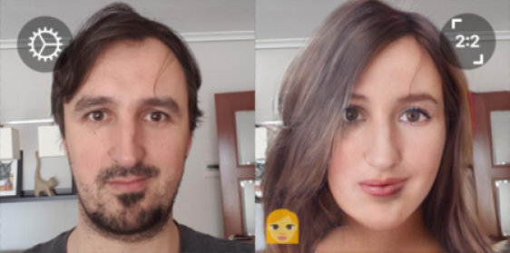 Como Usar Cambia Caras 2