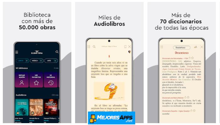 Libros y audiolibros gratis