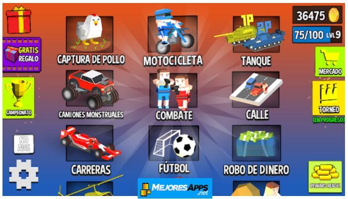 Cubic 2 3 4 Juegos de Jugadores
