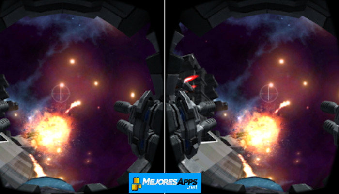 VR Galaxy Wars