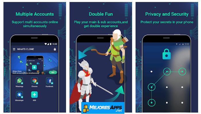 Whats Clone App