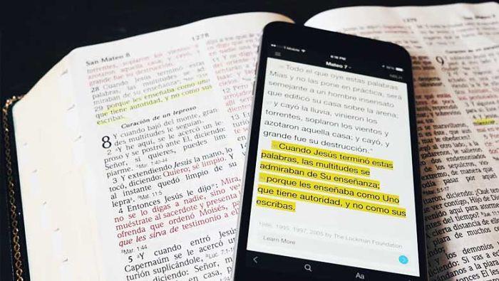 Aplicaciones Para Estudiar La Biblia