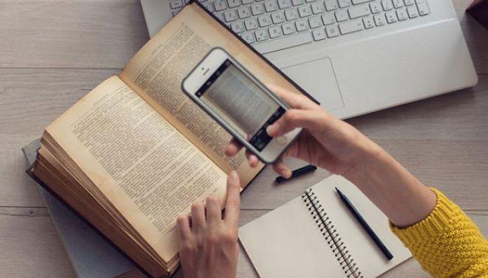 aplicaciones para escanear documentos