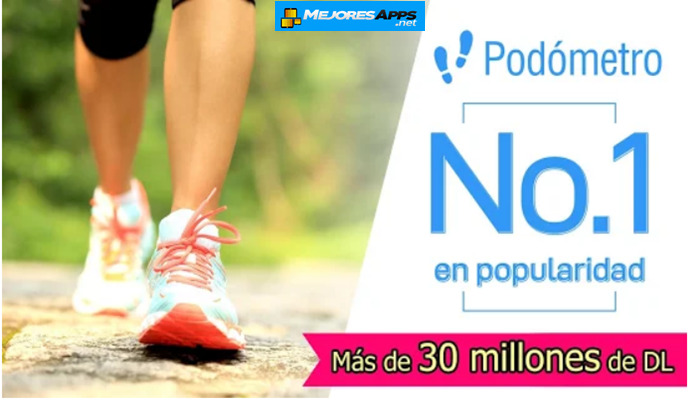 Podómetro Gratis En Español