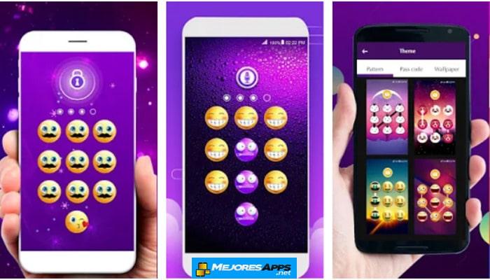 Bloqueo de Aplicaciones con Emoji
