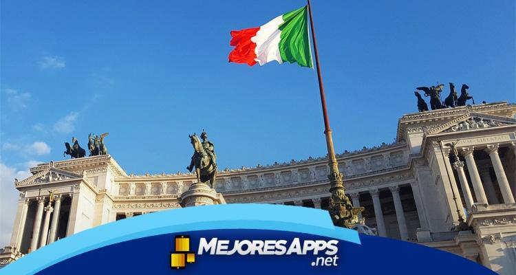 aplicaciones para aprender italiano gratis