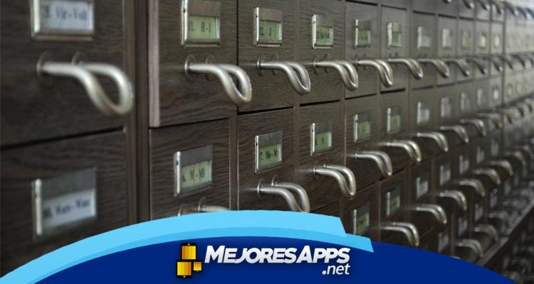 Aplicaciones para recuperar archivos
