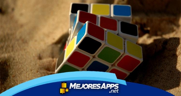 aplicaciones para resolver cubo rubik