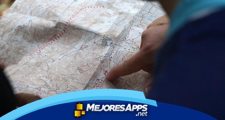 aplicaciones para buscar direcciones