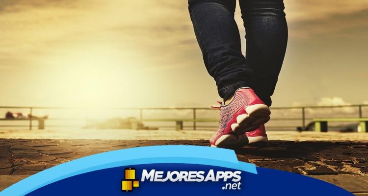 aplicaciones para caminar