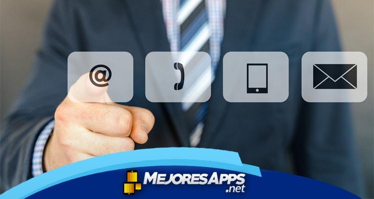 aplicaciones para enviar y revisar emails