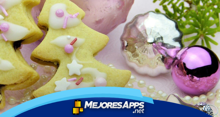 aplicaciones para recetas navideñas