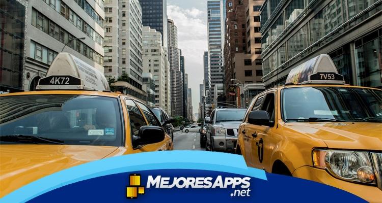 aplicaciones para taxi