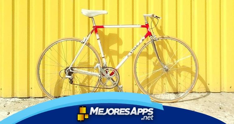 aplicaciones para bici
