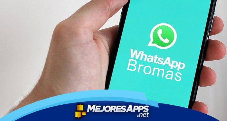 aplicaciones para bromas en whatsapp