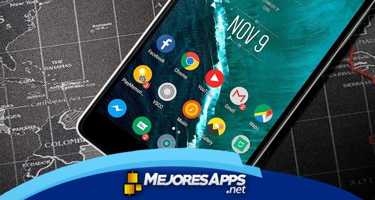 aplicaciones para cambiar iconos de android