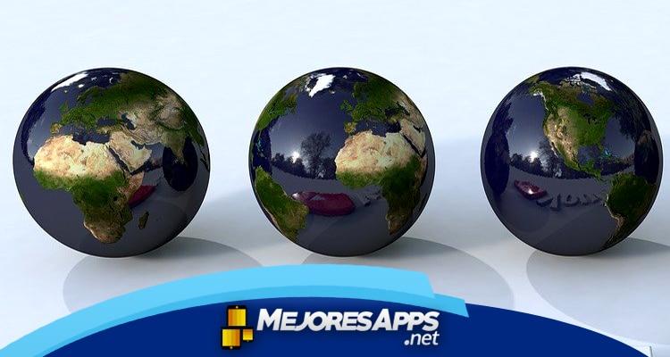 aplicaciones alternativas a google earth