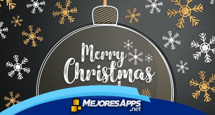 aplicaciones para hacer tarjetas de navidad