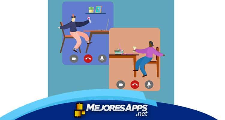 aplicaciones para hacer videollamadas en smartphone