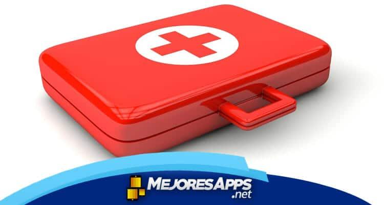 Primeros auxilios en dispositivos android