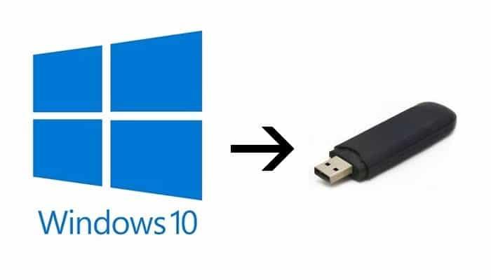 Cómo Crear USB Booteable Para Windows 10