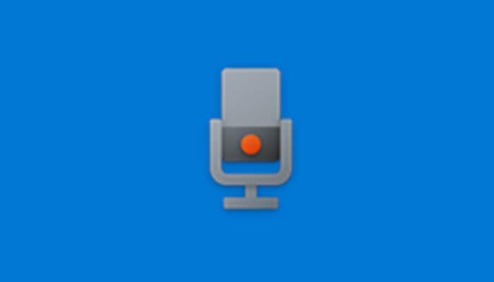 Cómo Grabar Audio Con La Grabadora De Windows 10
