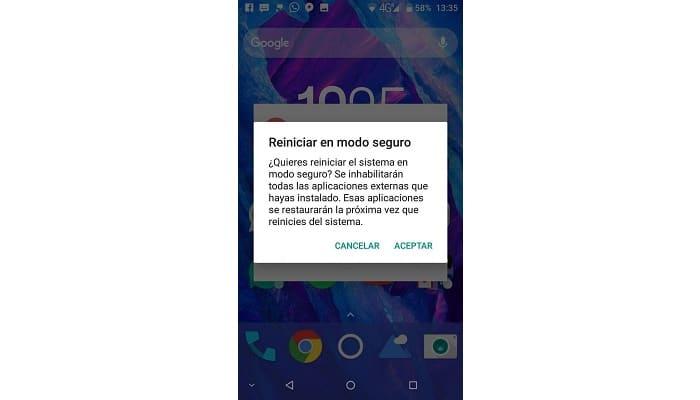 Cómo Activar El Modo Seguro En Android