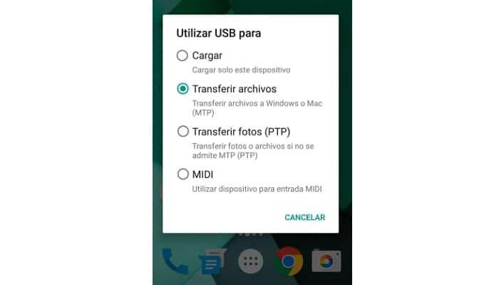 Cómo Activar MTP En Android
